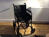 Wheelchair As New