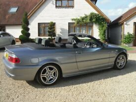 2006 m-sport convertible automatic a stunning low mileage example