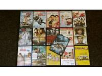 Dvd's (16 movies) - very good condition