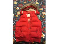 Fat Face down gilet size 12