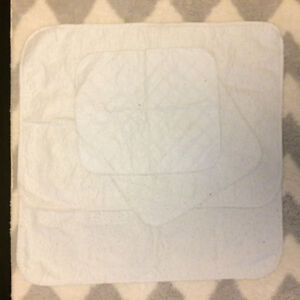 4 Quilted Change Pads