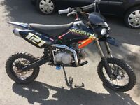 Road Legal Stomp 110cc CRF70 Pit Bike 2013