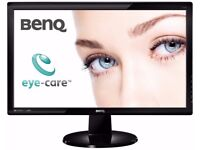 24' BENQ 1920 HD monitor (Excellent Condition)