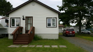2 bedroom home with garage $1600 all inclusive.  Avail Sept 1st