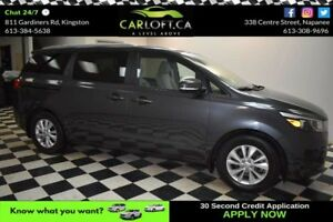 2015 Kia Sedona LX+-HEATED SEATS*BACKUP CAMERA*BLUETOOTH