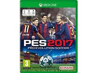 PES 2017 (Pro evolution soccer) - XBOX ONE game