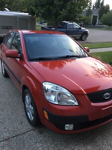 Kia Rio5 - Excellent vehicle