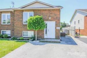 Homes for Sale in North Welland, Welland, Ontario $324,900