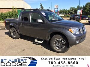 2017 Nissan Frontier PRO-4X | 4X4 | BACK CAM | BOX COVER | LOW K