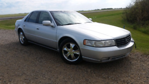 1999 Cadillac Sts *195km Recent Sask Safety