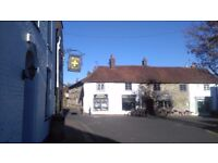 2-bedroom rural cottage to rent in the centre of Alfriston, East Sussex.