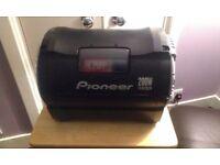 Pioneer TS-WX20LPA Subwoofer