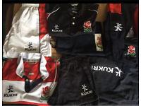 Wellington College Boys Sports Kit