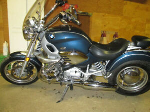 2004 BMW R1200C willing to trade for an Adventure bike or HD