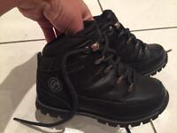 Boys infant Leather Firetrap Boots