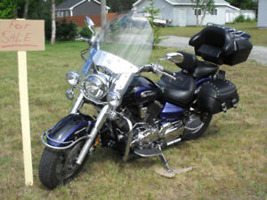 Yamaha V Star for sale or trade up for Goldwing