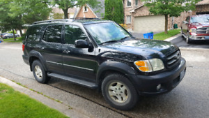 2002 Toyota Sequoia Limited Edition - SUV for Sale