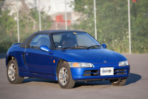 1991 Honda Beat Rare RHD JDM Right Hand Drive kei sports car