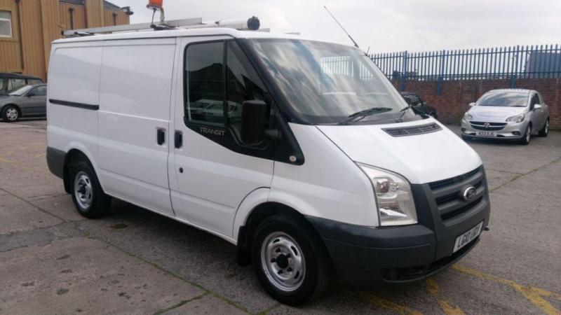 2010 10 FORD TRANSIT 2.2 300 LR 1D 85 BHP 1 OWNER X BT F/S/H LOW MILES /////