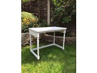Vintage card table, extending, side table or desk . beautiful item in great condition shabby chic