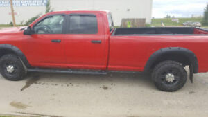 2013 Dodge Ram 3500 Diesel SLT with warranty left