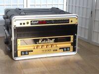 Marshall JMP 1 Midi Preamp and 9100 Poweramp