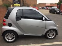 Smart Fortwo Coupe 2008 low miles £1800