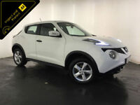 2014 64 NISSAN JUKE VISIA 1 OWNER FROM NEW NISSAN SERVICE HISTORY FINANCE PX