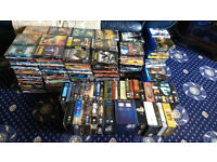 DVD, Blu-Ray, boxed set collection. PC games 470 titles