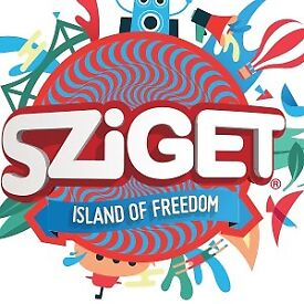 Sziget Festival 7 day pass