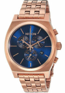 Montre neuve / New Watch Nixon Time Tell Chrono