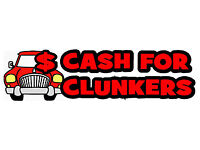 cash for clunkers no less then 40