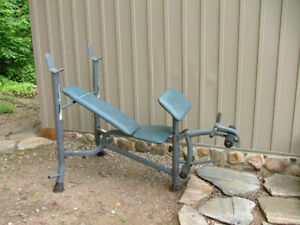 Free Excercise Bench