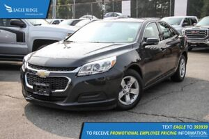 2014 Chevrolet Malibu 1LT Satellite Radio and Air Conditioning