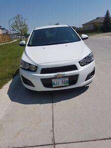 Chevrolet Sonic LT Turbo
