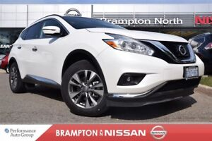 2017 Nissan Murano SV AWD *Dealership demo, Navigation, Rear cam