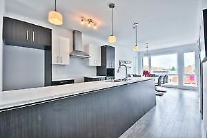 NEW Duplex 2 bedrooms for rent/chambres à louer - Plateau NOV 1