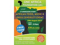 Fundraising/Public speaker/MC/ mental health/Africa/Nottingham
