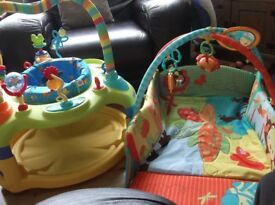 FOR SALE BABY ACTIVITY TOYS