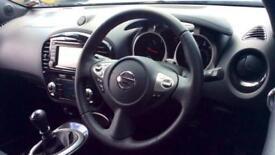2016 Nissan Juke 1.5 dCi N-Connecta 5dr Manual Diesel Hatchback