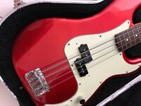 50th Anniversary Fender Precision