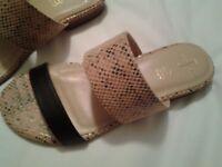 Ladies Slider Sandals