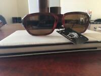 Sunglasses Versace brown
