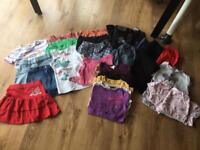 Bundle Of girls clothes 5-6