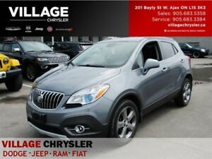 2013 Buick Encore Convenience|AWD|BLUETOOTH|Bose Sound|MEDIA CEN
