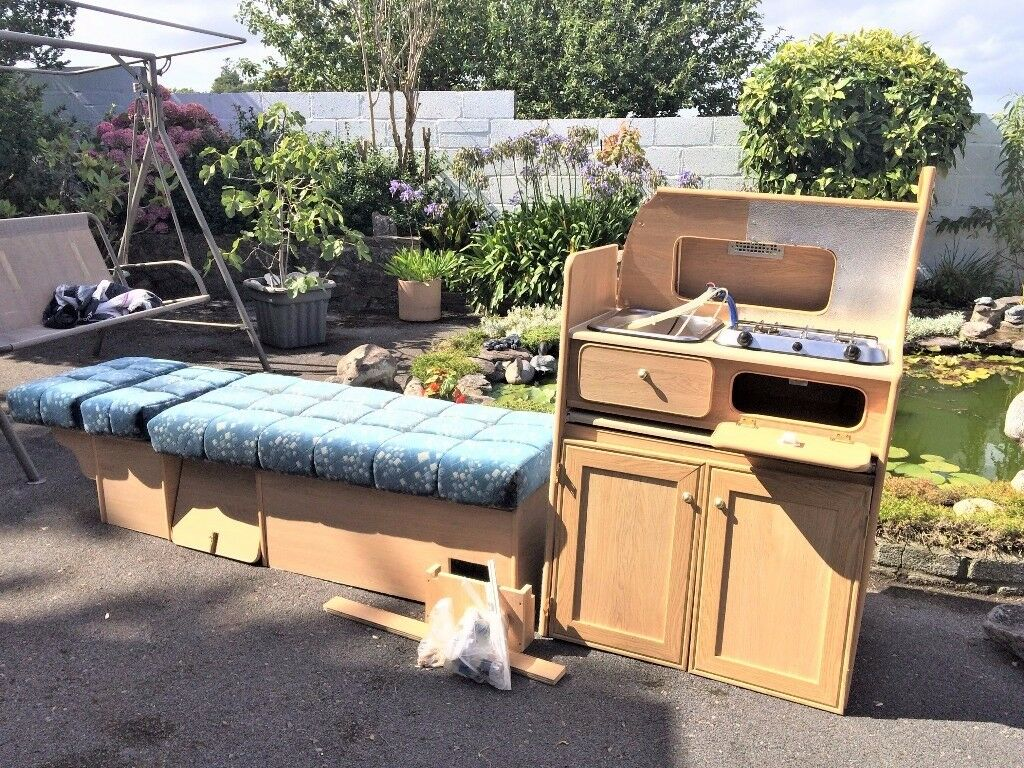 renault kangoo campervan conversion kit 480 o n o may fit. Black Bedroom Furniture Sets. Home Design Ideas