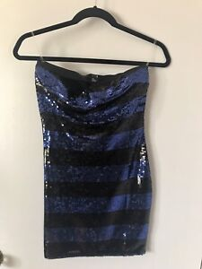 Sequin party dress size small