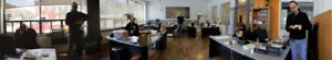 Combined office space / Workshop / Warehouse for rent (ground le