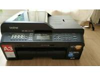 Brother printer and scanner
