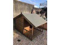 Very Large outdoor Dog Kennel